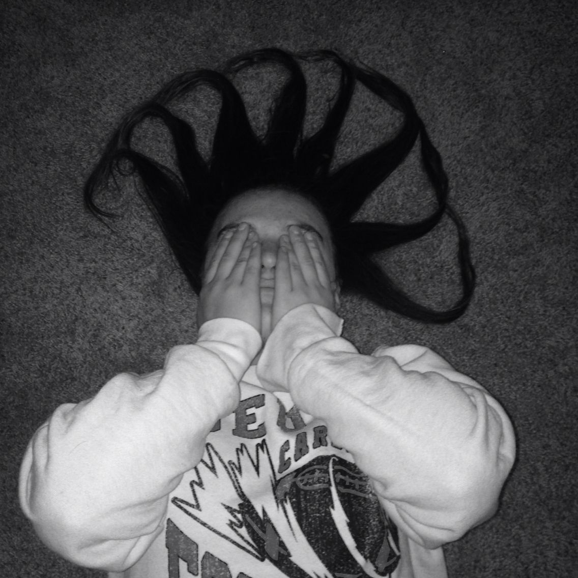 Hair is so flexible.