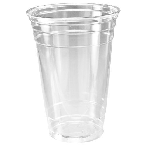 Dart 20ct Conex Classic 3 9 Top And 2 4 Bottom Diameter 5 4 Height 20 Oz Plastic Clear Cold Cup 12 Packs Of 50 By Dart Clear Cups Plastic Cups Cold Cup