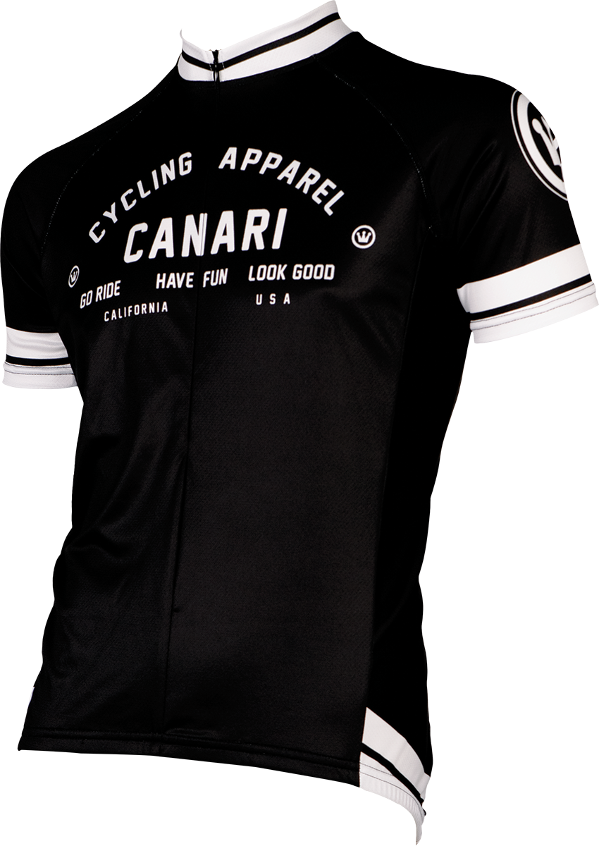 Canari Men's Cycling apparel. WOuld look super hot on hubby.