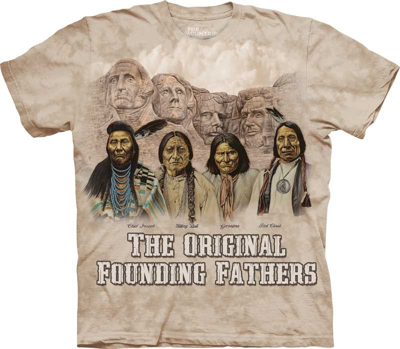 3c7b0e37 Custer Had It Coming! Native American T-Shirts with Some Attitude ...