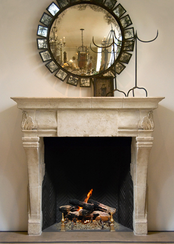 Formations Dennis Lean Fireplace Fireplace Mantels Traditional Fireplace