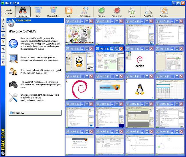 Free Desktop Remote Control-Remote Access Software   K-5 Computer Lab   Lessons   Classroom ...