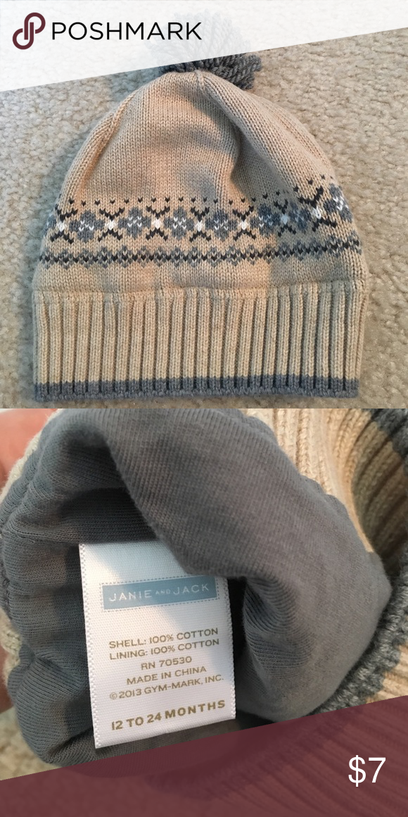 8adf078de4c Janie and Jack 12-24 month winter hat. Never worn! Adorable 12-24 ...