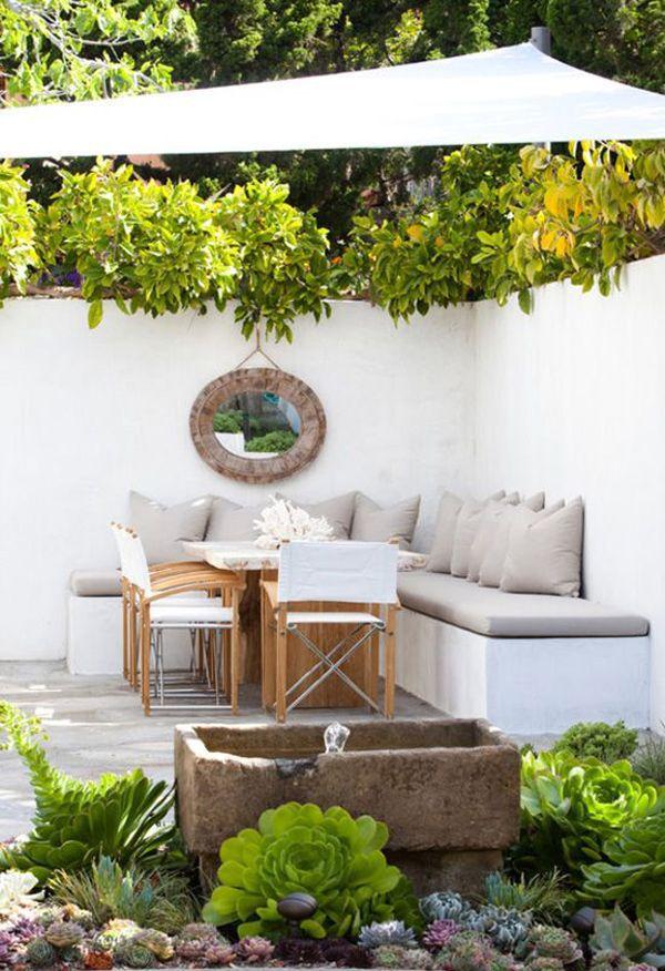 20 Small Backyard Garden For Look Spacious Ideas | Home Design And ...