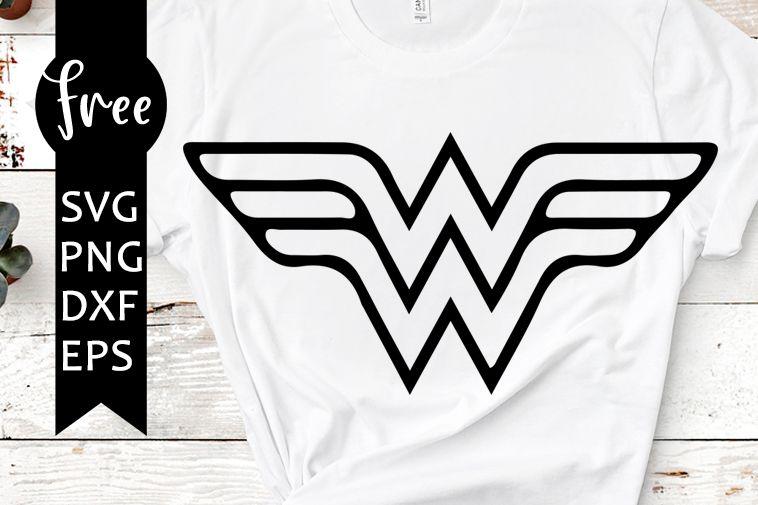 Wonder Woman Svg Free Logo Svg Superhero Svg Instant Download Silhouette Cameo Shirt Design Wonde In 2020 Silhouette Cameo Shirt Shirt Designs Wonder Woman Shirt