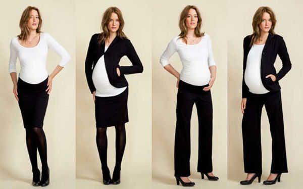 el precio más bajo fd84f 7f993 Básicos | Conjuntos | Ropa para embarazadas, Trajes de ...