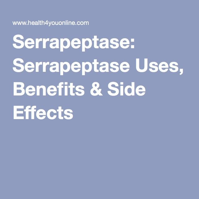 What Is Serrapeptase Questions And Answers Serrapeptase Alternative Health Serrapeptase Benefits