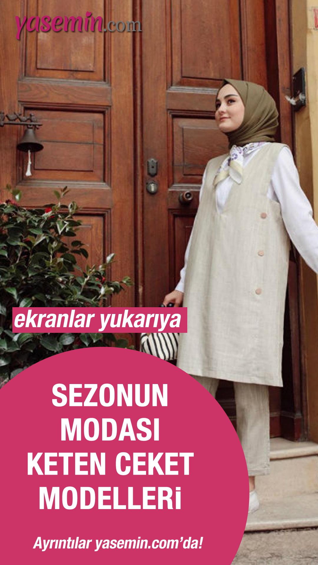 Sezonun Modasi Keten Ceketler Moda Kadin Kiyafetleri Vintage Elbise
