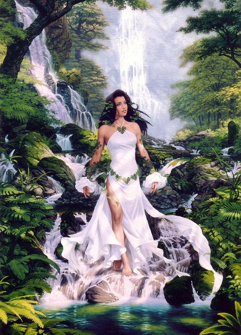 Женщина как богиня картинки