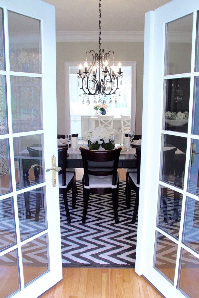 Beautiful Homes Of Instagram Interior IdeasInterior DesignFrench Dining RoomsDoor