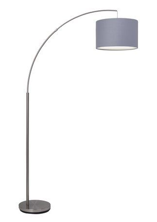 brilliant leuchten bogenlampe wohnen pinterest stehlampen stehlampe wohnzimmer und rund. Black Bedroom Furniture Sets. Home Design Ideas