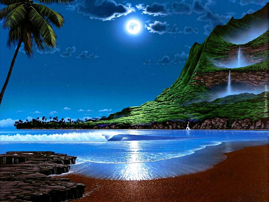 10 Best Tropical Beach Desktop Backgrounds Full Hd 1920: Free Animated Wallpapers : Find Best Latest Free Animated