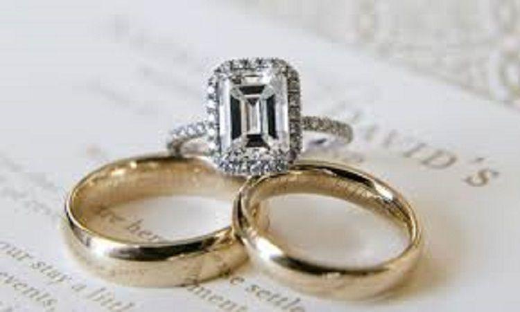 Pin Di Wedding Rings