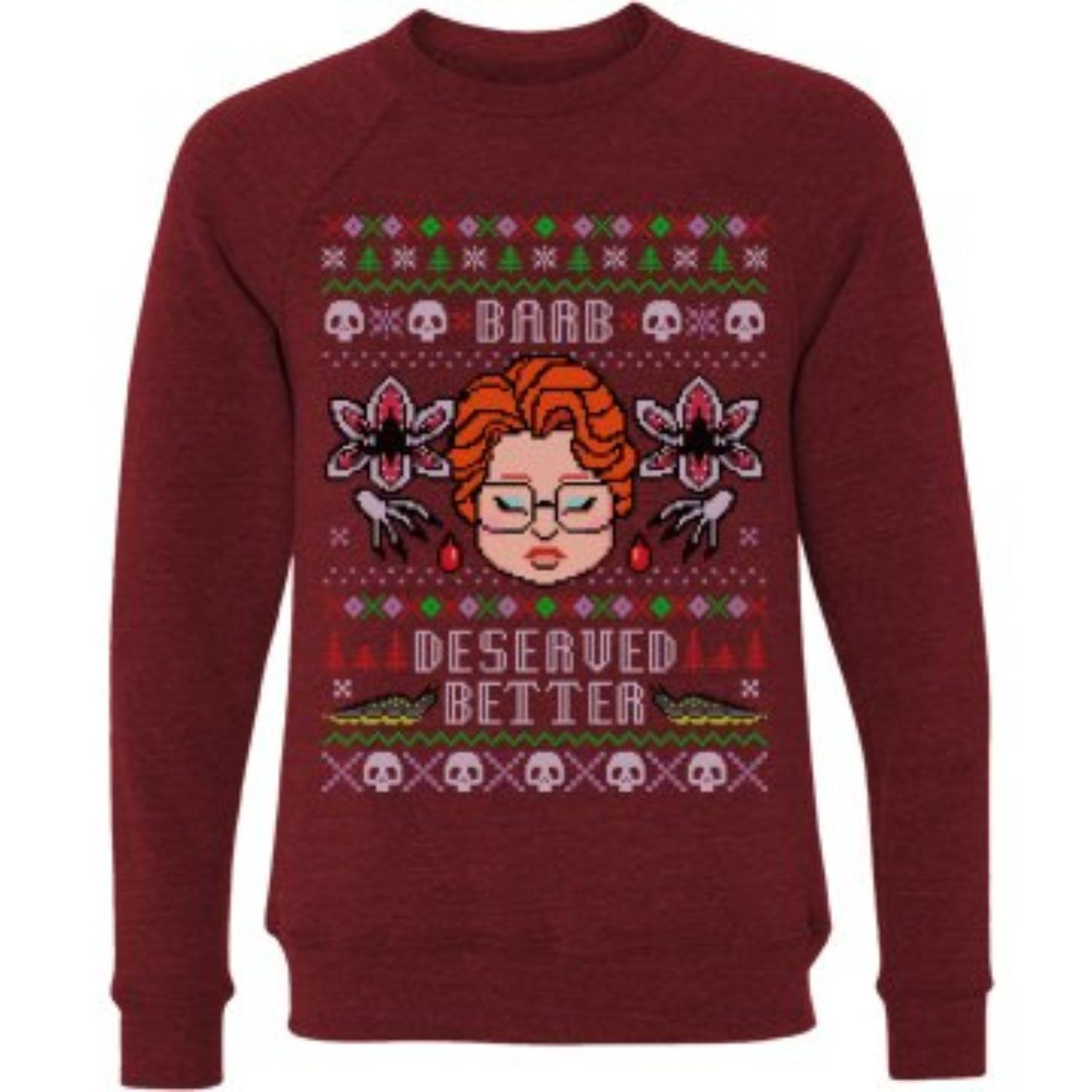 18 Stranger Things holiday sweaters to shop for Christmas gifts ...