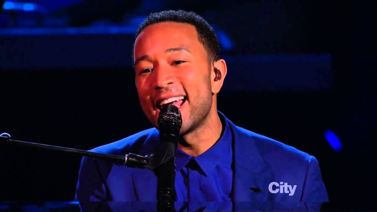 Alicia Keys And John Legend Let It Be Beatles 50th Anniversary