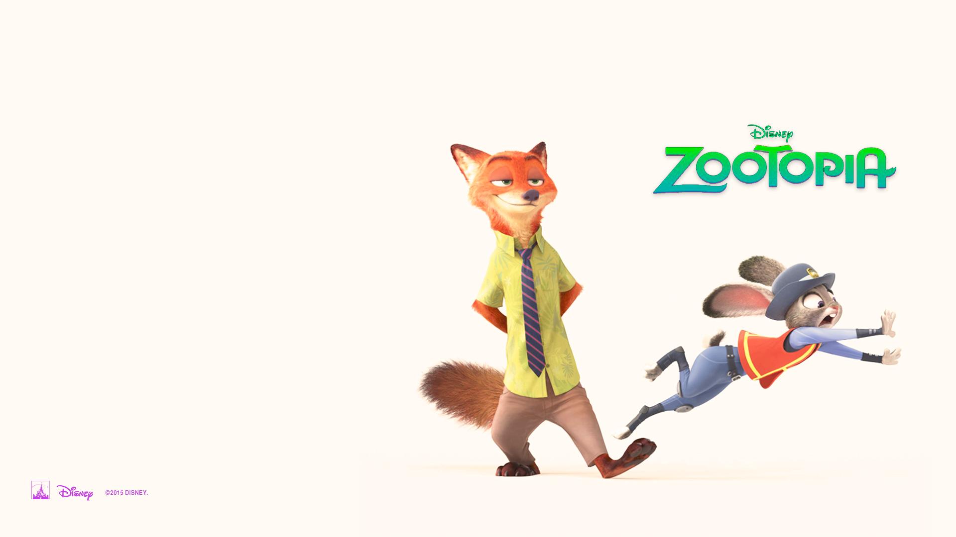 Zootopia Zootropolis Logo شعار فيلم زوتروبوليس Home Decor Decals Home Decor Decor