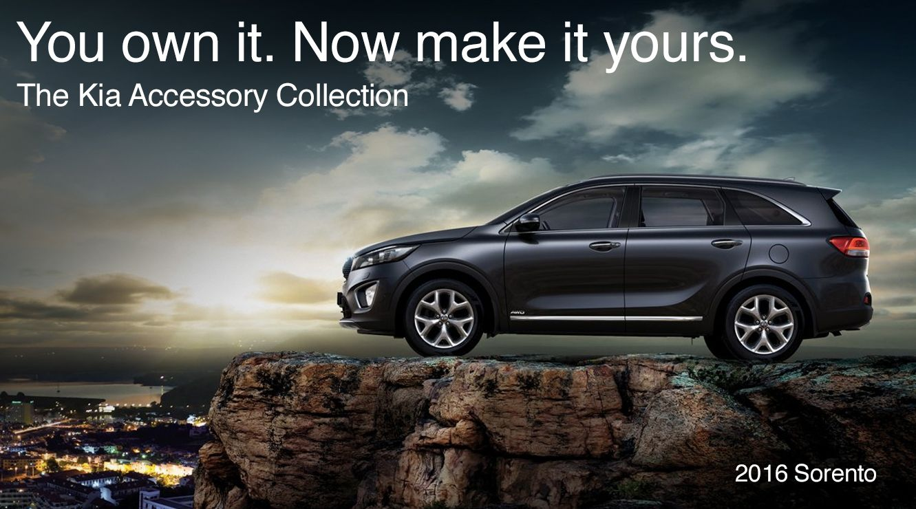 Ward Kia Accessory And Auto Parts Service Sorento Accessories