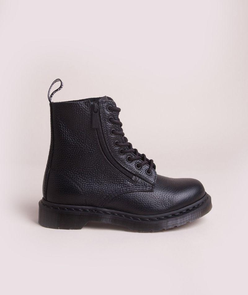 bb0fe2aeff2ff5 DR. MARTENS Pascal Zip Stiefel black | Lifestyle