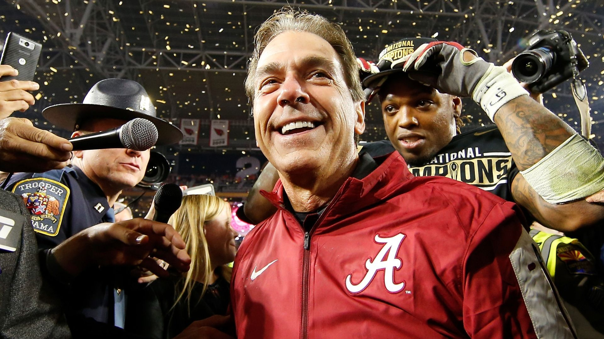 Is Nick Saban the best college football coach ever? ESPN