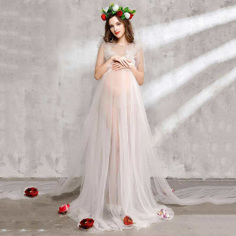 9f57ff67a8d Perfect for maternity photo shoot. Fabric Type  Sheer Tulle LaceMaterial   Voile