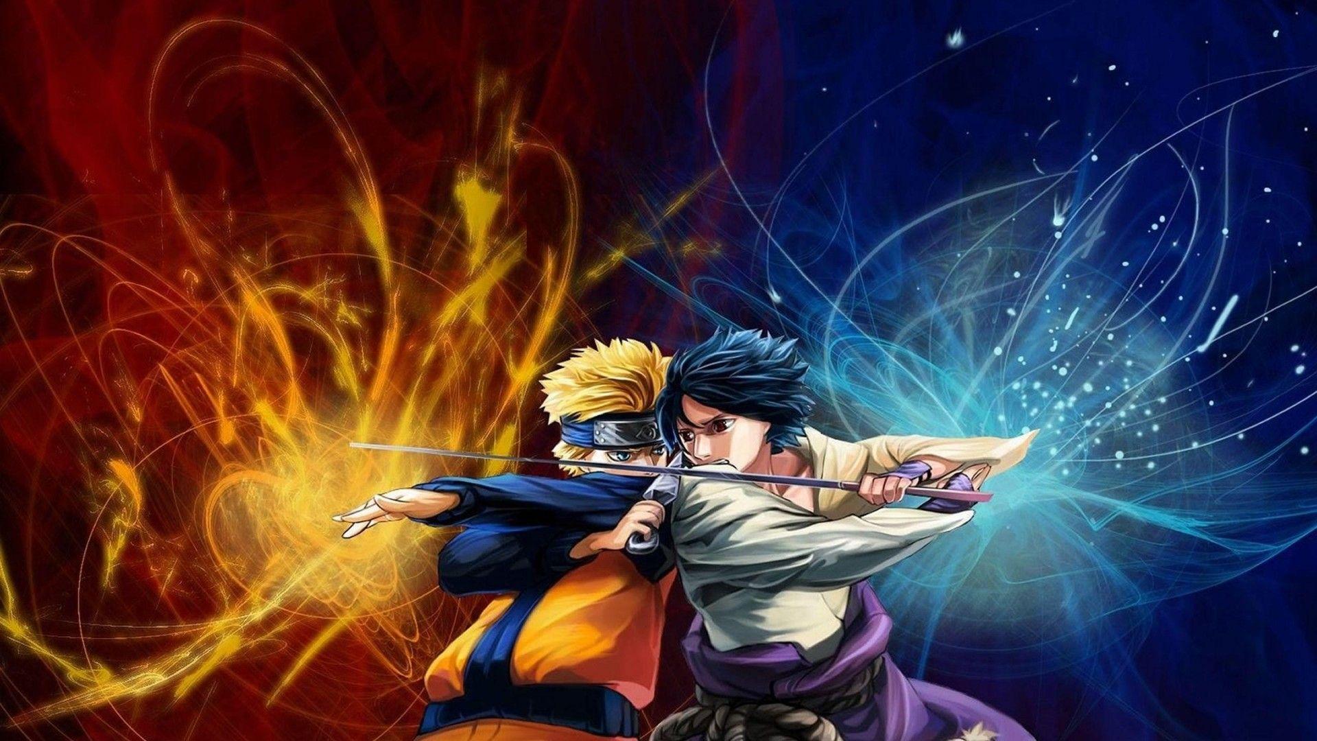 Naruto Wallpaper 1920 1080 Naruto And Sasuke Naruto Gambar Kehidupan