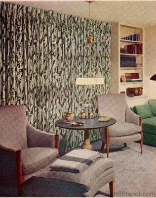 Marvelous 1950S Decorating Style Cosas Para Mi Casa Living Room Download Free Architecture Designs Intelgarnamadebymaigaardcom