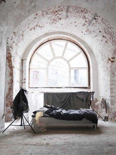 Fenêtres ouvertes sur la déco ! Bed room, Spaces and Bedrooms