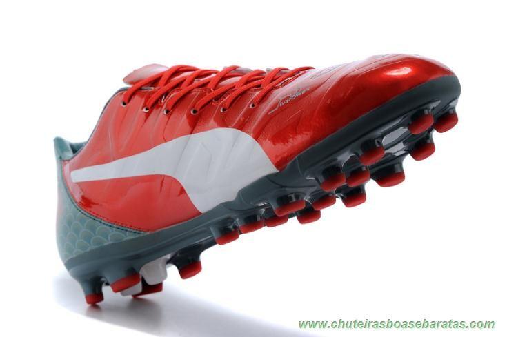new style 1ed9b 7f972 comprar chuteiras Dragon Vermelho Branco PUMA evoSPEED 1.3 FG Masculino New Adidas  Football Boots,