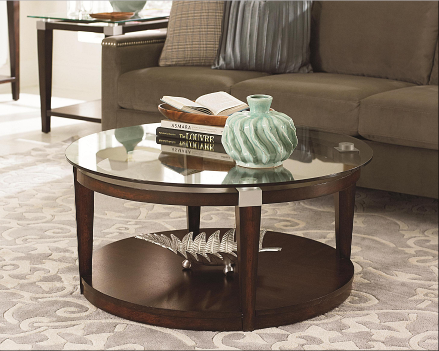 15 Coffee Table Decor Ideas For A More Lively Living Room Round