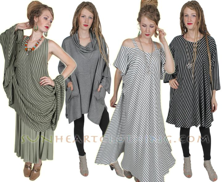 SUNHEART GODDESS BOHO HIPPIE-CHIC CLOTHING FOR WILD-WOMEN ONLY!