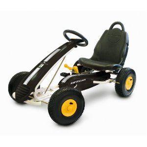 Kettler Hurricane Go Kart Go Kart Kids Ride On Ride On Toys