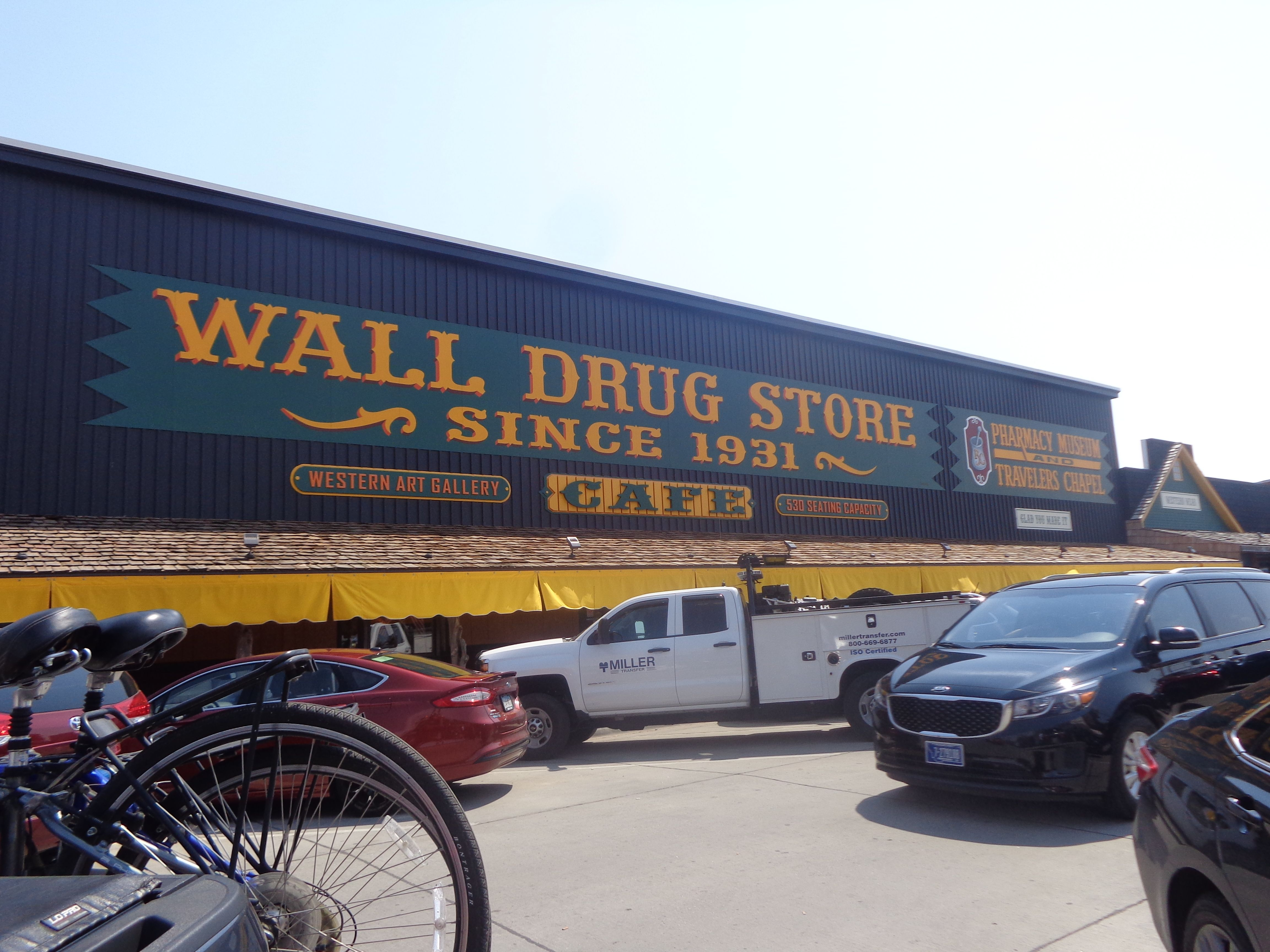 famous walls drug south dakota wall drug store south on wall drug south dakota id=98601