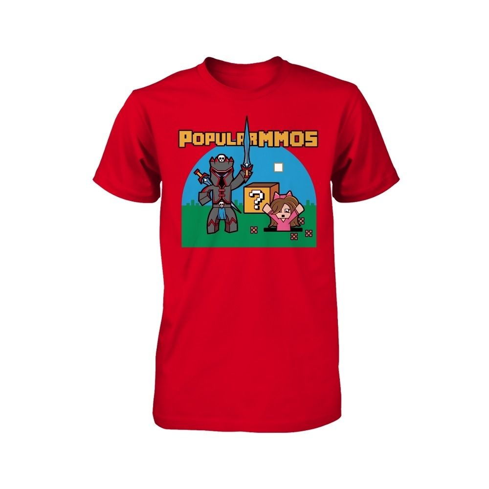 PopularMMOS Ltd. Edition KIDS Tee \