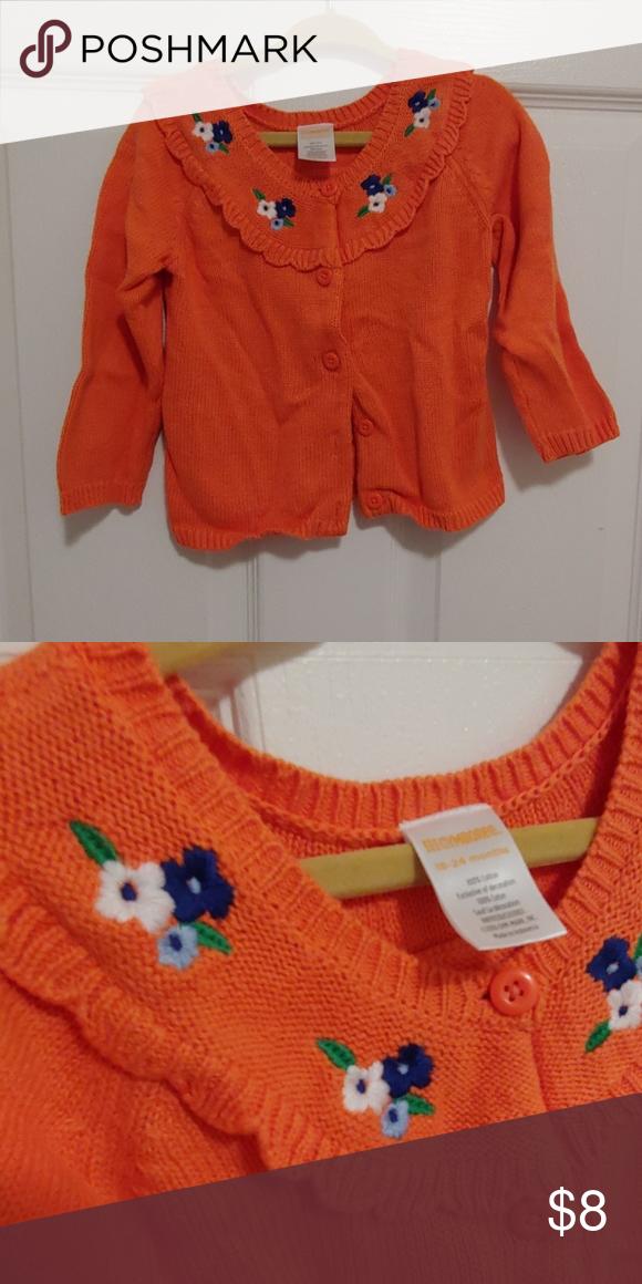Gymboree Girls Little Blanket Sweater