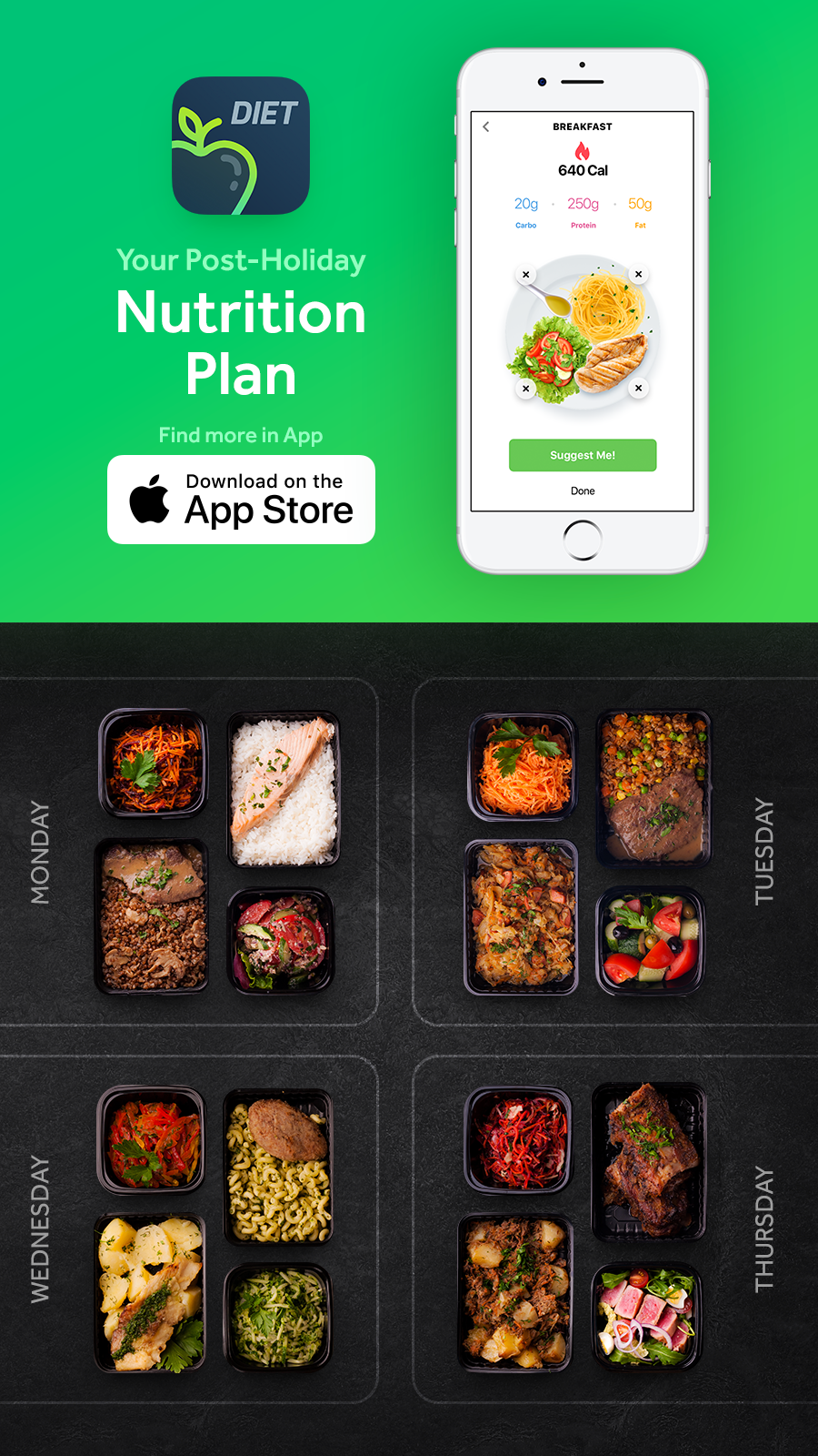 Reach Your Wellness Goals Successfully With Getfit Diet App Lose Maintain Or Gain Weight Now Everything I Diet Apps Diet Meal Planner Healthy Meal Planner