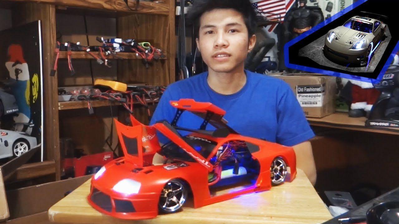 Rc Modify Toyota Supra Rc Cars Technology Pinterest