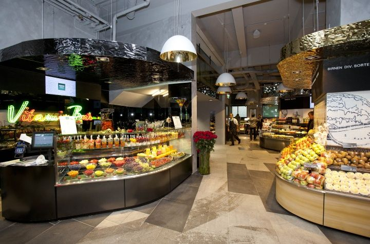 Flagship Store Merkur Hoher Markt Eroffnet Mit Neuem Premium