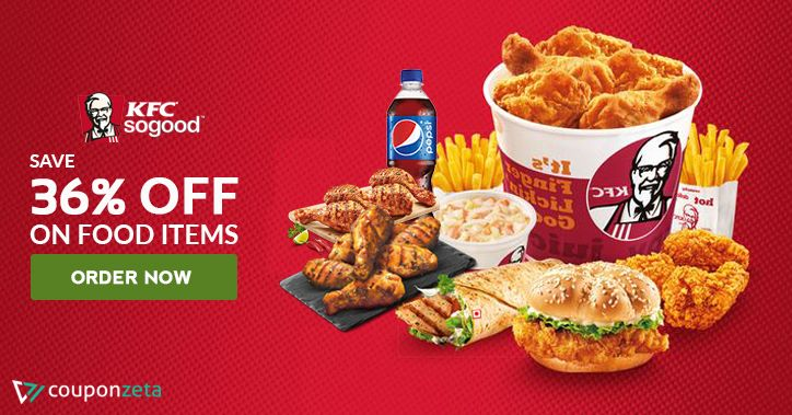 Kfc wednesday offer is back order delicious hot and