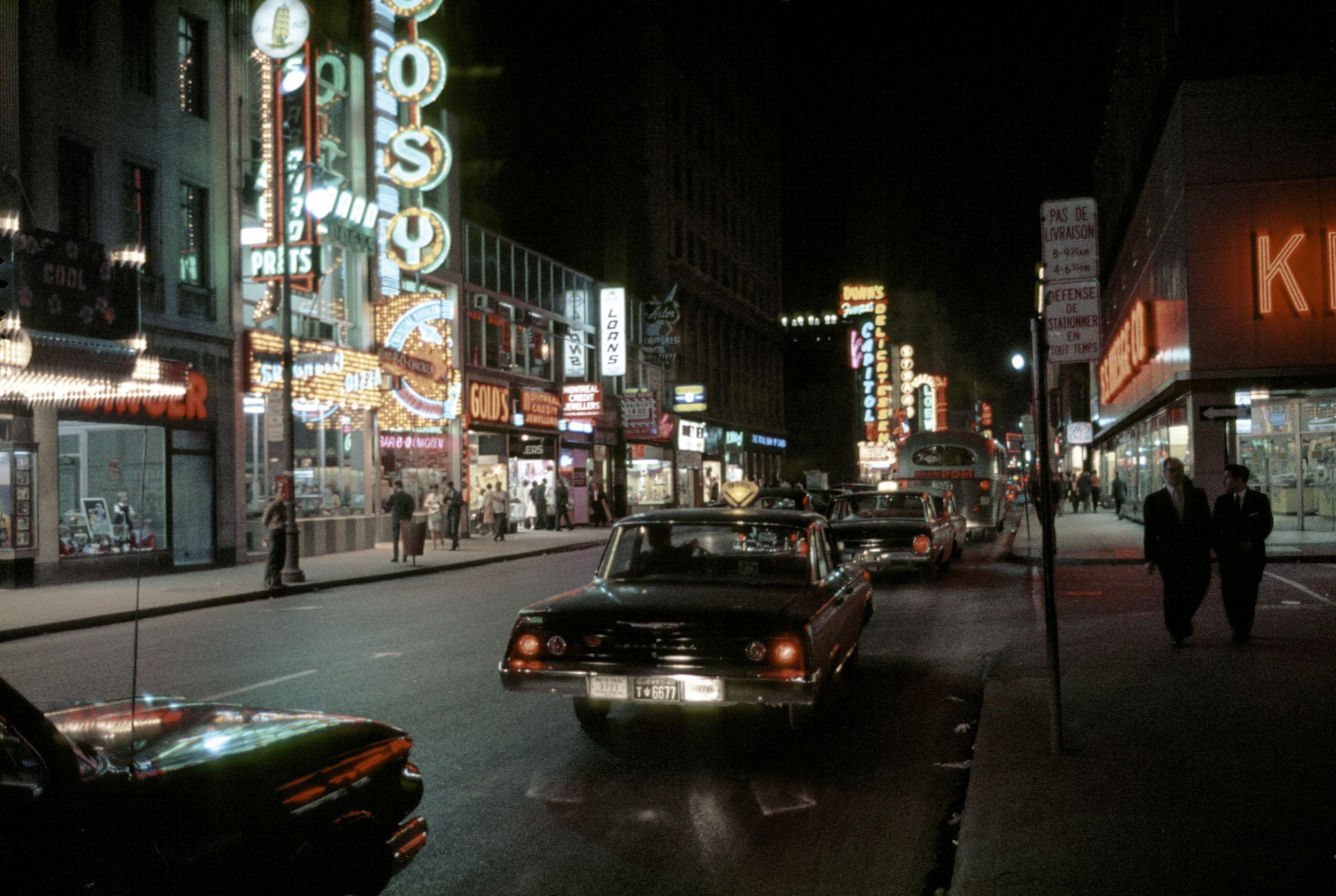 Montreal 1962 Photograph by Hans Juergen Hoenerloh http