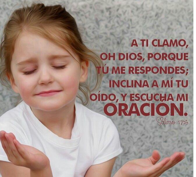 Oración Pidiendole A Dios De Una Niña Pidiendo Ayuda A Dios