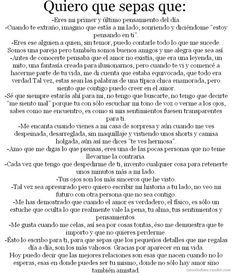 Tumblr Frases De Amor Largas Buscar Con Google Frases