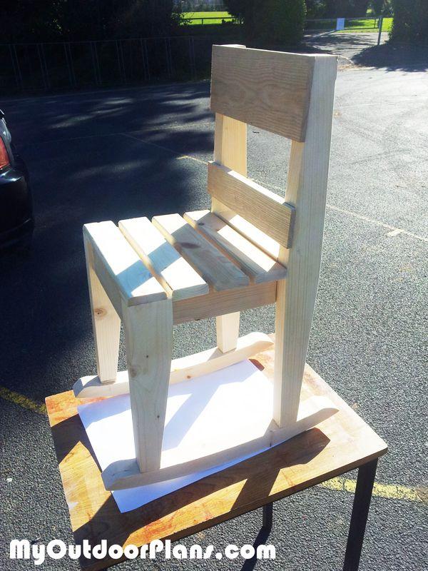 Brilliant Diy Kids Rocking Chair Plans Myoutdoorplans Free Pdpeps Interior Chair Design Pdpepsorg