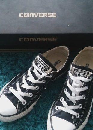 fbffb66828bb0 Pin od Karolina Gudzela na Rzeczy do noszenia | Converse, Shoes i ...