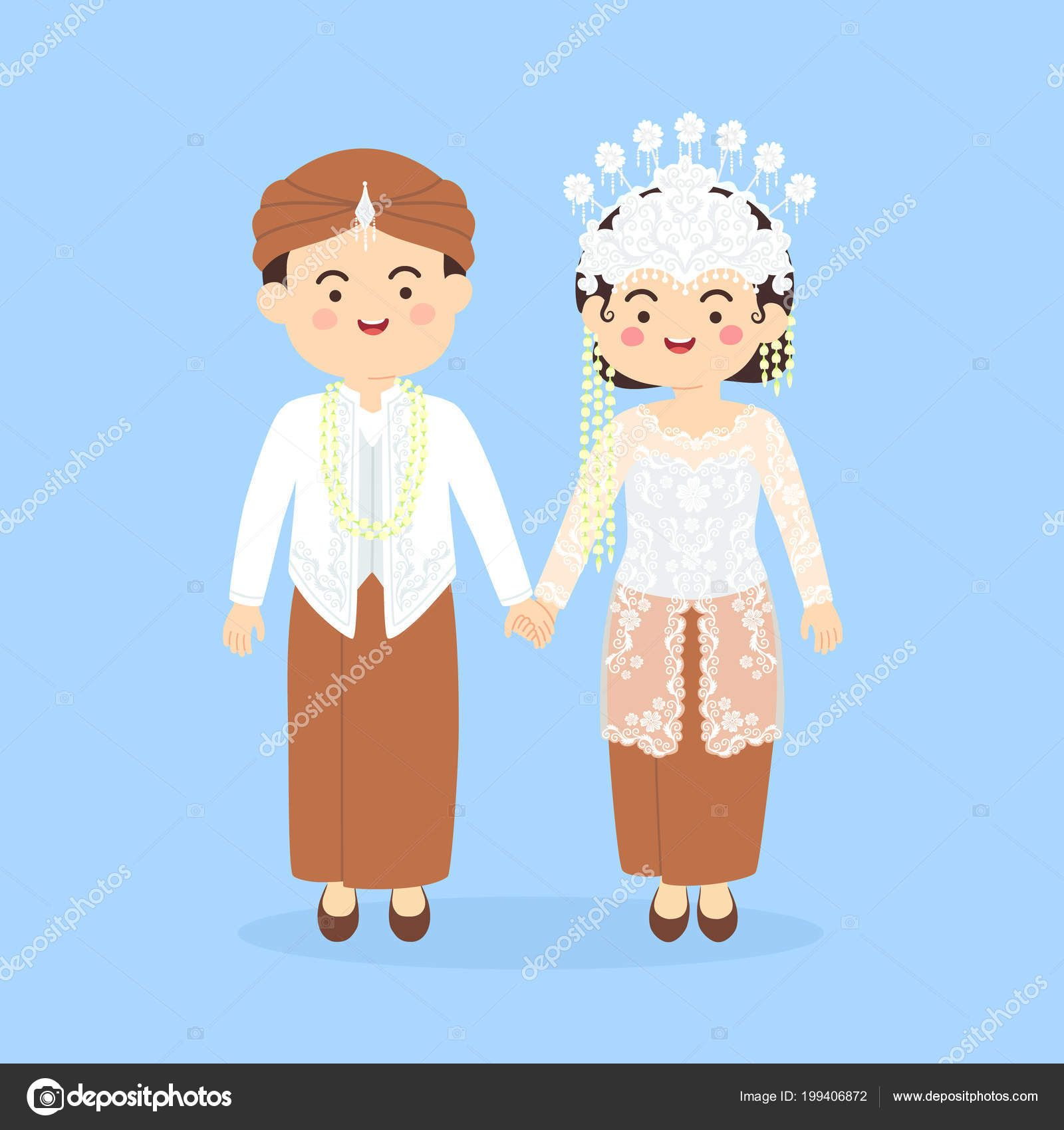 Download Royalty Free West Java Sundanese Indonesia Wedding