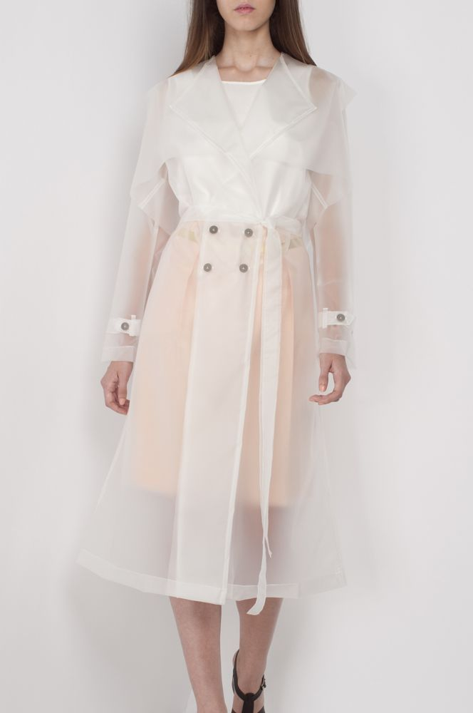 Waterproof Raincoat / COLMILLO DE MORSA