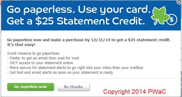 Free 25 Statement Credit For Barclay Us Airways Card Holders