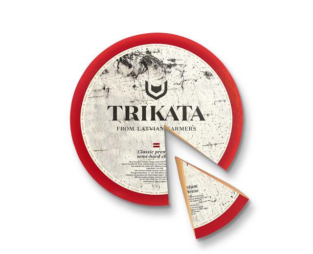 크리 에이 티브 패키지 디자인 갤러리 - 세계의 포장에 Trikata