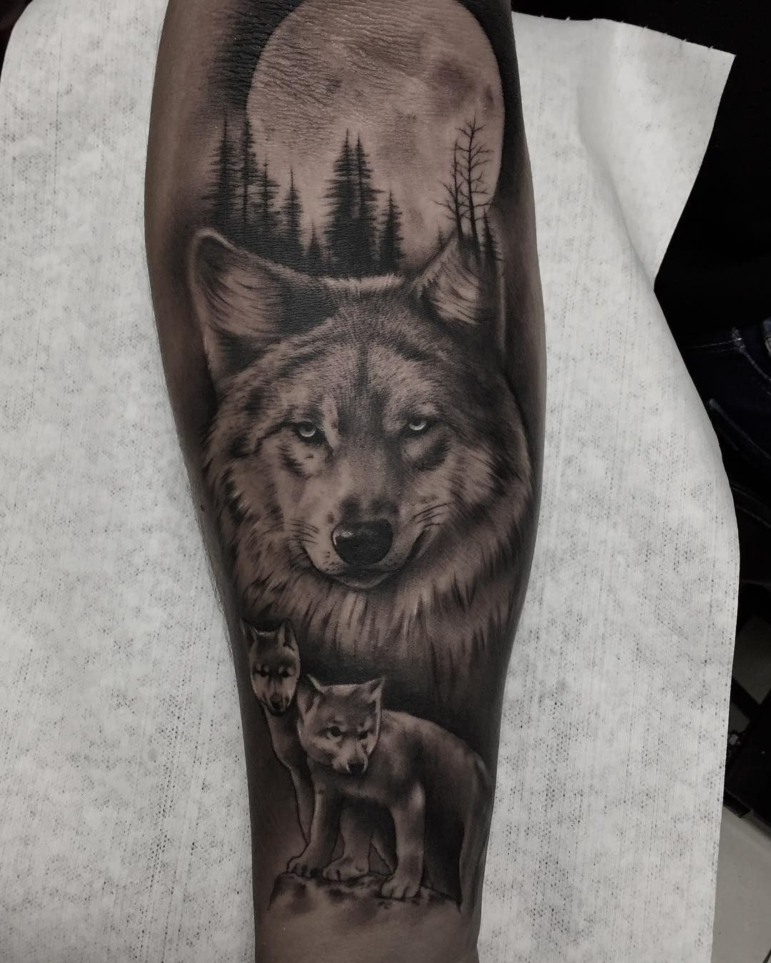 Today S Deals New Deals Every Day In 2020 Wolf Tattoo Sleeve Wolf Tattoos Men Tribal Wolf Tattoo