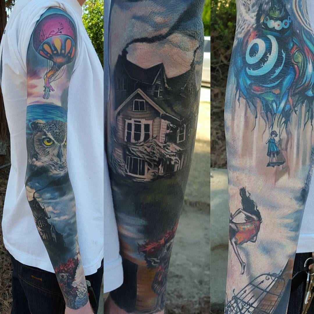 Circa Survive Esao Andrews Tattoos Circa Survive Arm Tattoos