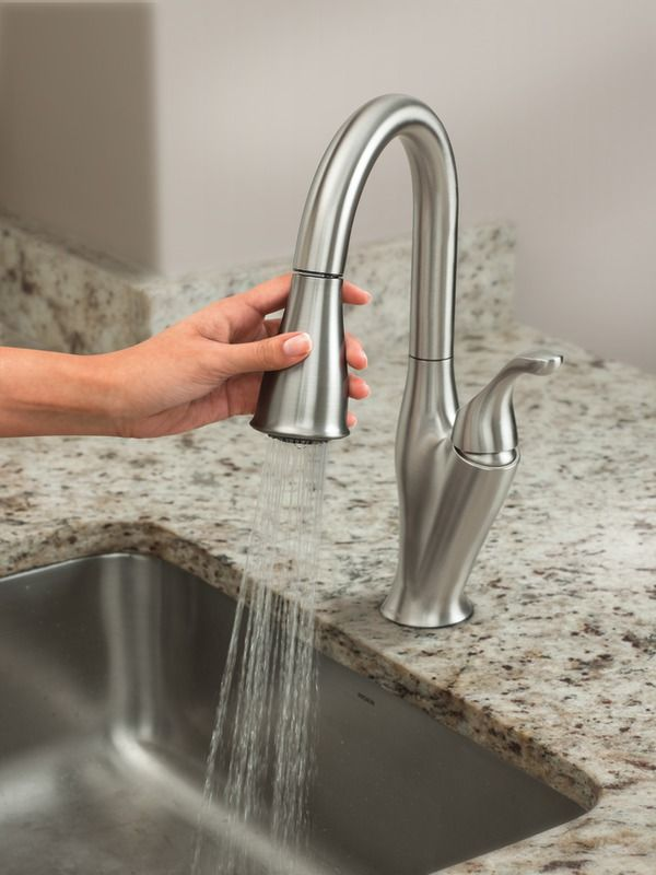Moen Benton Single Handle Pull Down Http Modtopiastudio Com